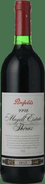 PENFOLDS Magill Estate Shiraz, Adelaide 1998