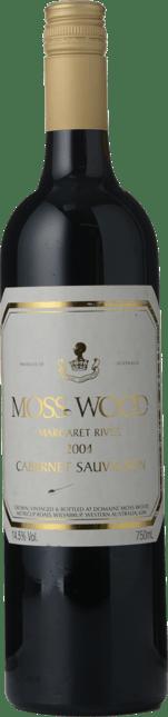 MOSS WOOD Moss Wood Vineyard Cabernet Sauvignon, Margaret River 2004