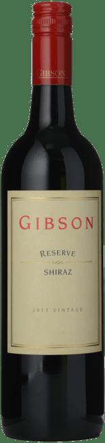 BAROSSA VALE WINES Gibson Reserve Shiraz, Barossa 2015