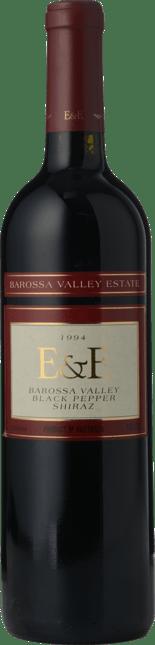 BAROSSA VALLEY ESTATE E & E Black Pepper Shiraz, Barossa Valley 1994