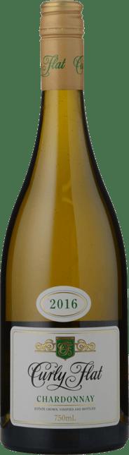 CURLY FLAT Chardonnay, Macedon Ranges 2016