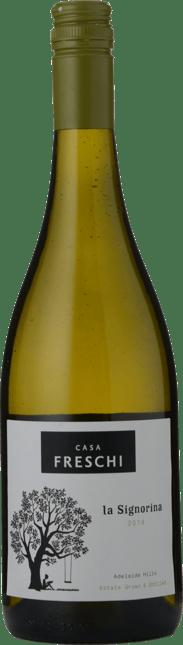 CASA FRESCHI La Signorina Chardonnay Gewurztraminer Riesling, Adelaide Hills 2014