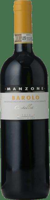 MANZONE Castelletto, Barolo DOCG 2013