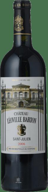 CHATEAU LEOVILLE-BARTON 2me cru classe, St-Julien 2006