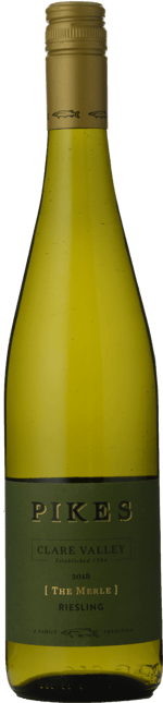 PIKES The Merle Riesling, Clare Valley 2018