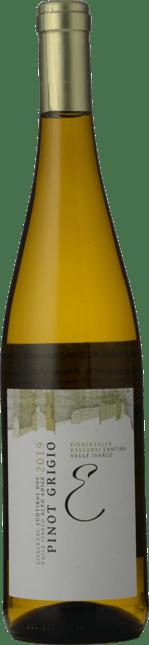EISACKTALER KELLEREI CANTINA VALLE ISARCO Pinot Grigio, Sudtirol DOC 2019