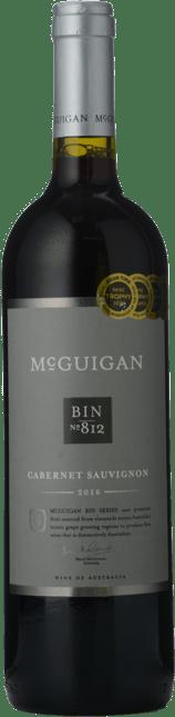 MCGUIGAN WINES Bin 812 Cabernet, Australia 2016