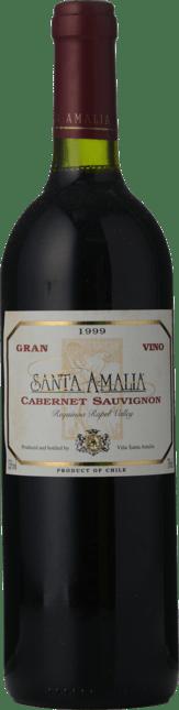 SANTA AMALIA  Gran Vino Cabernet, Rapel 1999