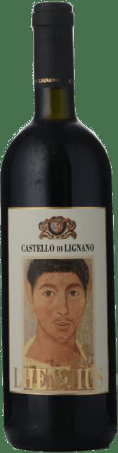 CASTELLO DI LIGNANO Lhennius, Monferrato 2003