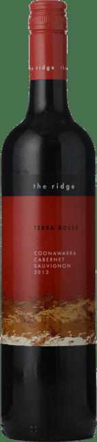 S. KIDMAN WINES The Ridge Terra Rossa Cabernet, Coonawarra 2013