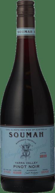 SOUMAH Single Vineyard Hexham Pinot Noir, Yarra Valley 2019