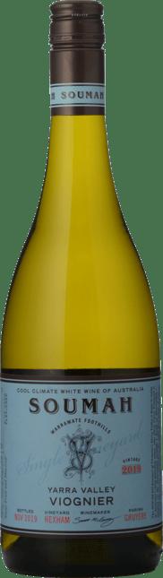 SOUMAH Single Vineyard Hexham Viognier, Yarra Valley 2019