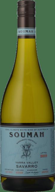 SOUMAH Single Vineyard Hexham Savarro, Yarra Valley 2019