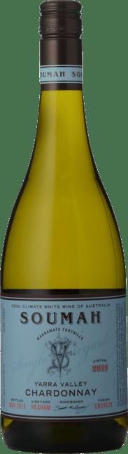 SOUMAH Single Vineyard Hexham Chardonnay, Yarra Valley 2019
