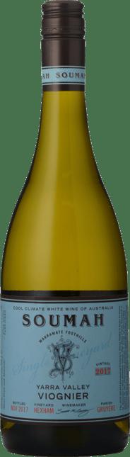 SOUMAH Single Vineyard Hexham Viognier, Yarra Valley 2017