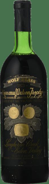 WOLF BLASS WINES Black Label, South Australia 1973
