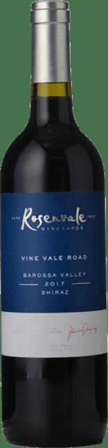 ROSENVALE Vine Vale Road Shiraz, Barossa Valley 2017