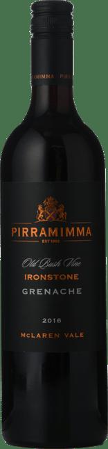 PIRRAMIMMA Ironstone Old Bush Vine Grenache, McLaren Vale 2016