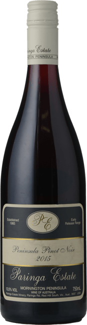 PARINGA ESTATE Peninsula Pinot Noir, Mornington Peninsula 2015