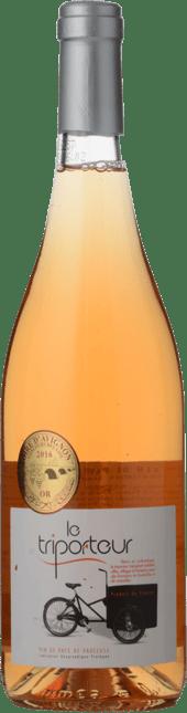 CELLIER DES PRINCES Le Triporteur, Vin De Pays De Vaucluse 2015