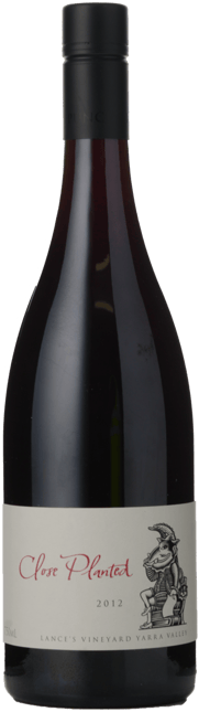 PUNCH Close Planted Lance's Vineyard Pinot Noir, Yarra Valley 2012