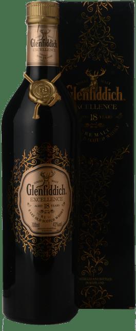 GLENFIDDICH Rare Old 18 Year Old, Scotland NV