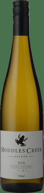 HODDLES CREEK Pinot Blanc, Yarra Valley 2016