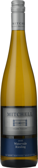 MITCHELL WINERY Watervale Riesling, Clare Valley 2016