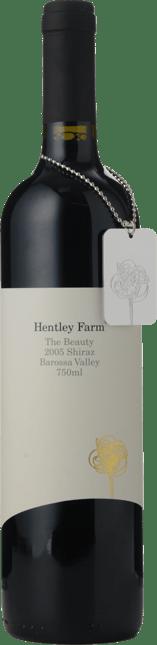 HENTLEY FARM The Beauty Shiraz, Barossa Valley 2005