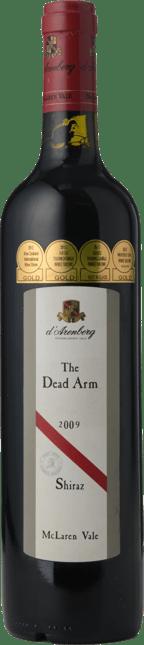 D'ARENBERG WINES The Dead Arm Shiraz, McLaren Vale 2009