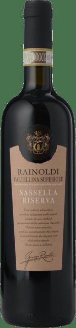 ALDO RAINOLDI Sassella Riserva Nebbiolo, Valtellina Superiore 2015