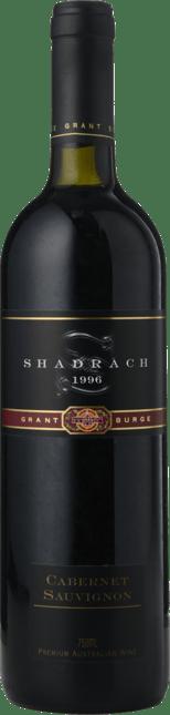 GRANT BURGE Shadrach Cabernet Sauvignon, Barossa Valley 1996