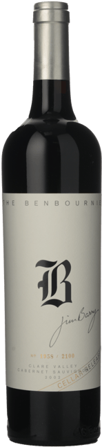 JIM BARRY WINES The Benbournie Cellar Release Cabernet, Clare Valley 2002