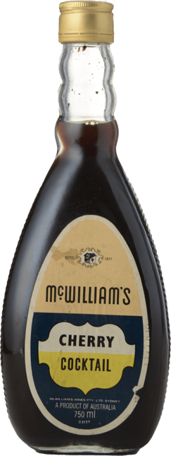 MCWILLIAM'S WINES Cherry Cocktail, Australia NV