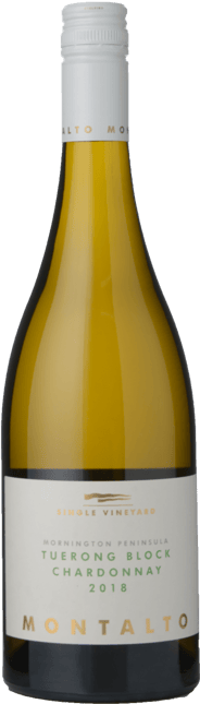 MONTALTO Tuerong Block Single Vineyard Chardonnay, Mornington Peninsula 2018
