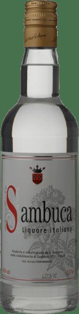 SAMBUCA Liquore Italiano 40% ABV, Italy NV