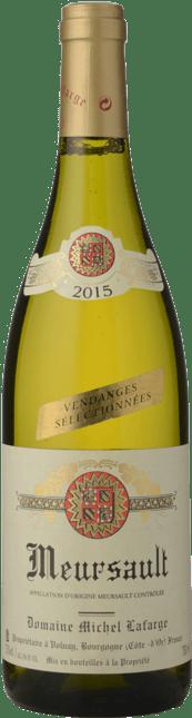 DOMAINE MICHEL LAFARGE Vendange Selectionnees, Meursault 2015