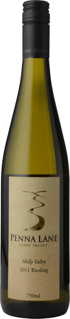 PENNA LANE Skilly Valley Riesling, Clare Valley 2011