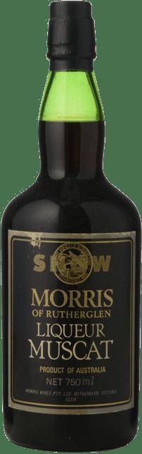 MORRIS WINES Show Liqueur Muscat, Rutherglen NV