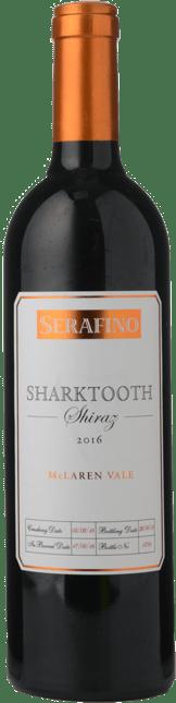 SERAFINO Sharktooth Shiraz, McLaren Vale 2016