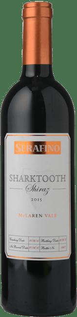 SERAFINO Sharktooth Shiraz, McLaren Vale 2015