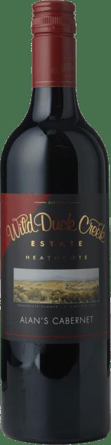 WILD DUCK CREEK ESTATE Alan's Cabernets, Heathcote 2013