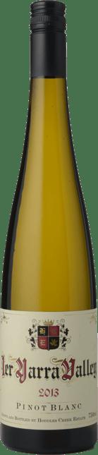 HODDLES CREEK 1er Yarra Valley Pinot Blanc, Yarra Valley 2013