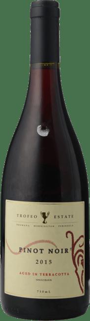 TROFEO ESTATE Aged in Terracotta Single Block Pinot Noir, Mornington Peninsula 2015