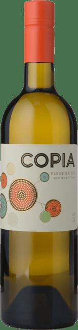 CORNUCOPIA WINES Pinot Grigio, Western Australia 2015