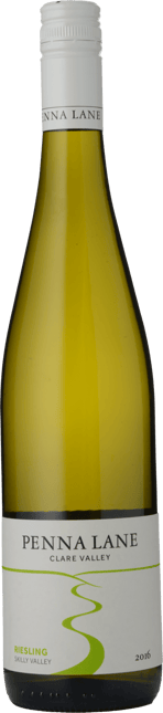 PENNA LANE Skilly Valley Riesling, Clare Valley 2016