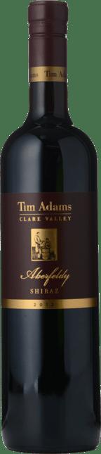 TIM ADAMS The Aberfeldy Shiraz, Clare Valley 2012