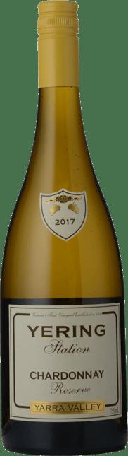 YERING STATION Reserve Chardonnay, Yarra Valley 2017