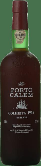 Porto CALEM Colheita Reserva , Port 1965