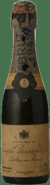 JOSEPH PERRIER Cuvee Royale Brut, Champagne 1943